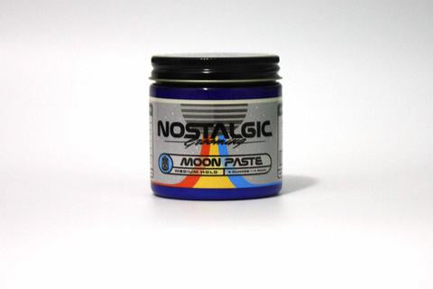 Nostalgic Moon Paste Meteor Shower Medium Hold Pomade 4oz