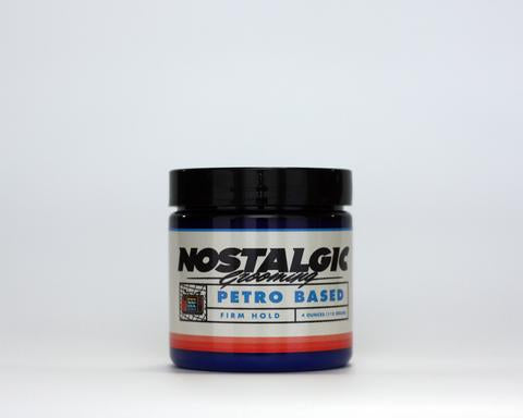 Nostalgic Stronger Things Firm Petro Pomade 4oz