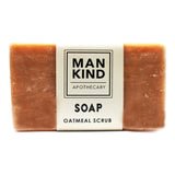 Mankind Apothecary Oatmeal+Honey Soap 100g