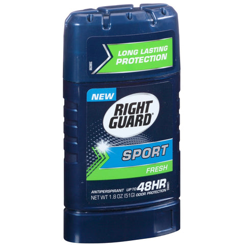 Right Guard Sport Fresh Invisible Solid Antiperspirant and Deodorant, 1.8 Ounce