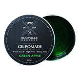 Slickville Green Apple Gel Pomade 100g