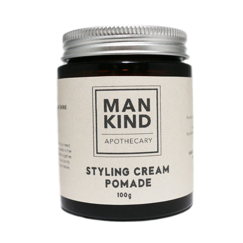 Mankind Apothecary Styling Cream Pomade 100g