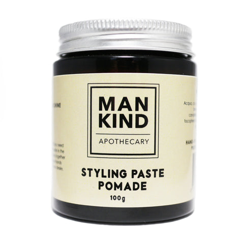 Mankind Apothecary Styling Paste Pomade 100g