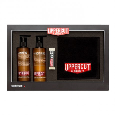 Uppercut Deluxe Shower Kit