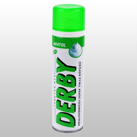 Derby Shaving Foam Menthol 100g