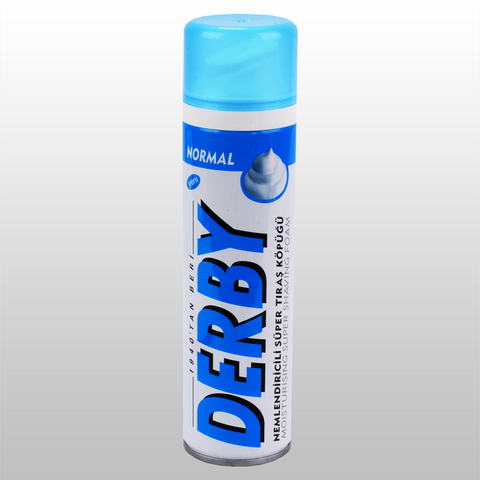 Derby Shaving Foam Regular