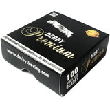 Derby Premium Single Edge Razor Blades 100-pack