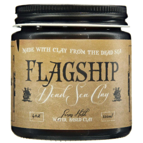 Flagship Dead Sea Clay Pomade 4oz