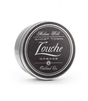 Ghost Town Pomade Co Louch Grease 4oz