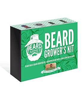 Beard Farmer Ultimate Beard Growers Kit