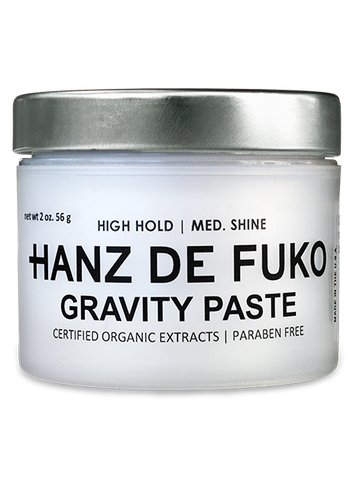 Hanz de Fuko Gravity Paste 2oz
