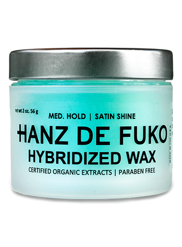 Hanz de Fuko Hybridized Wax 2oz