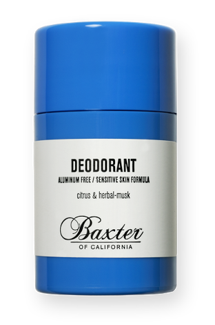 Baxter of California Citrus and Herbal Musk Travel Deodorant 1.2oz