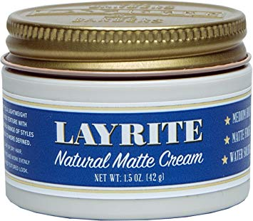 Layrite Natural Matte Cream 1.5oz