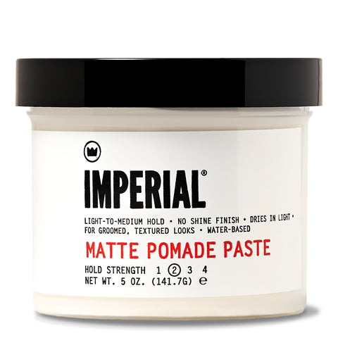 Imperial Matte Pomade Paste 5oz