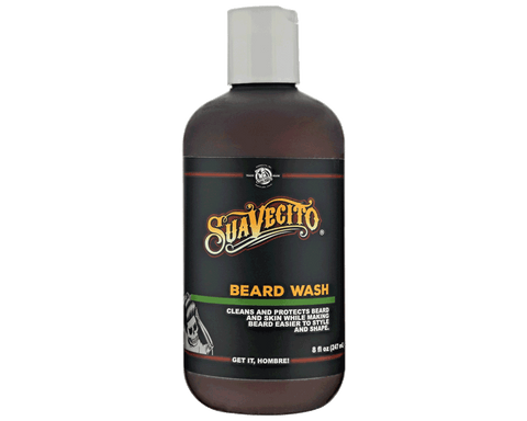 Suavecito Beard Wash 8oz