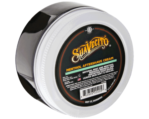 Suavecito Menthol After Shave Cream 240ml