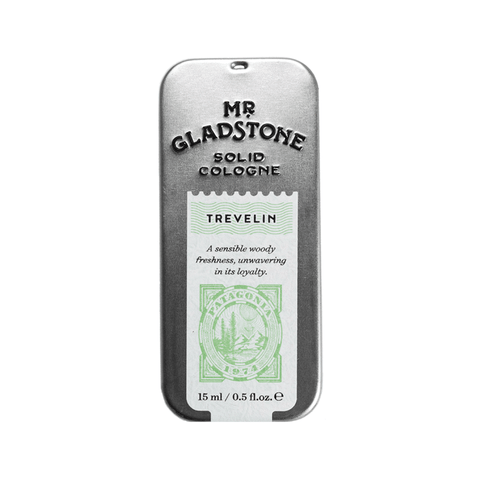 Mr. Gladstone Trevelin Solid Cologne