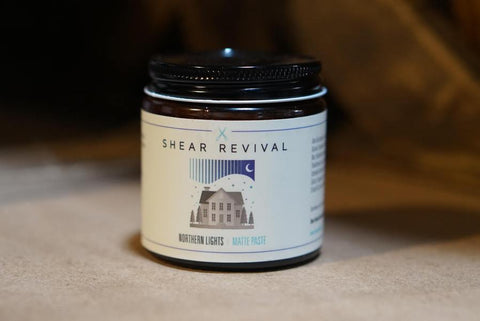 Shear Revival - Northern Lights Matte Paste 4oz