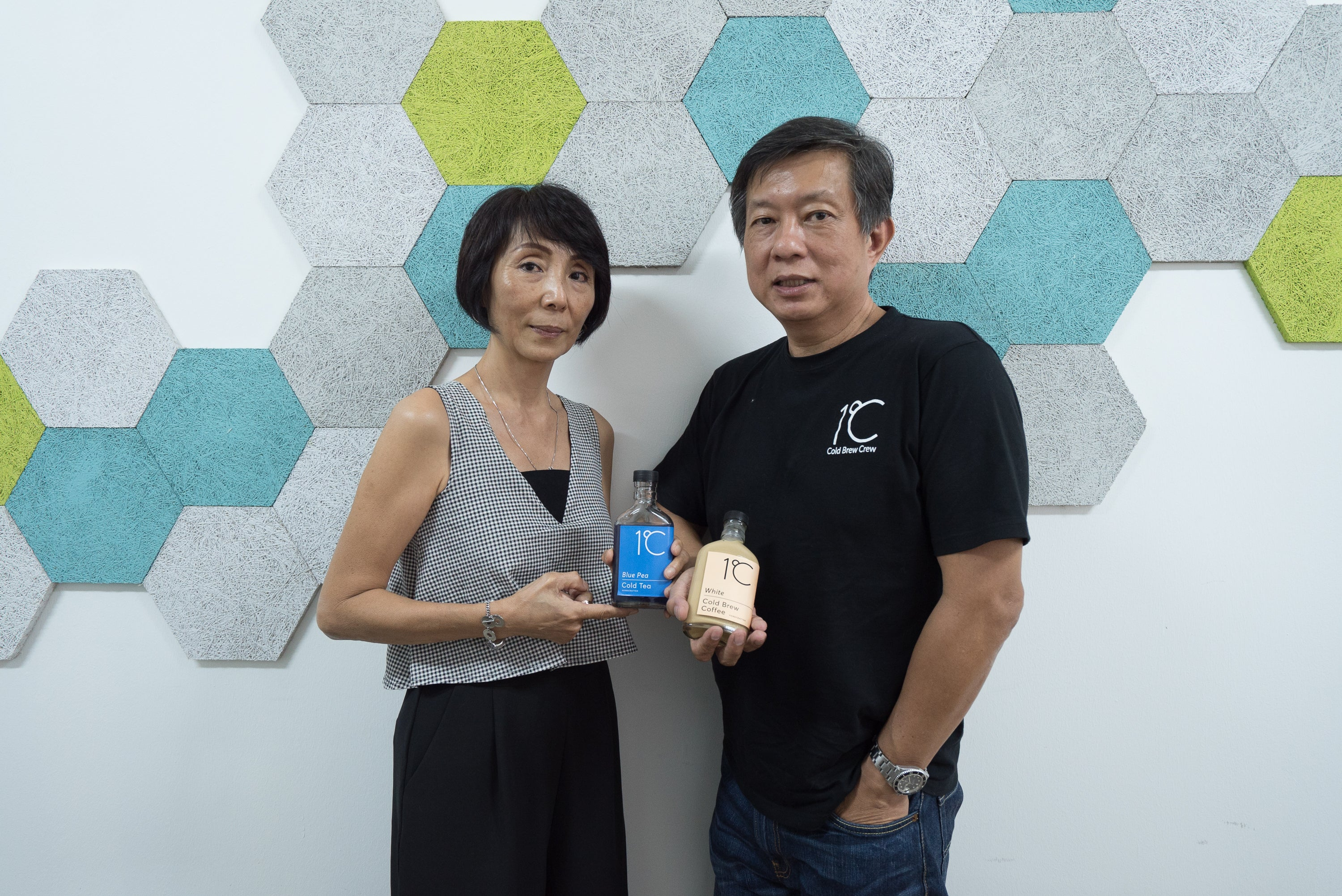 "Vulcan Post - Meet the Singaporean ""Elderprenuers"" behind 1degreeC Cold Brew Coffee"