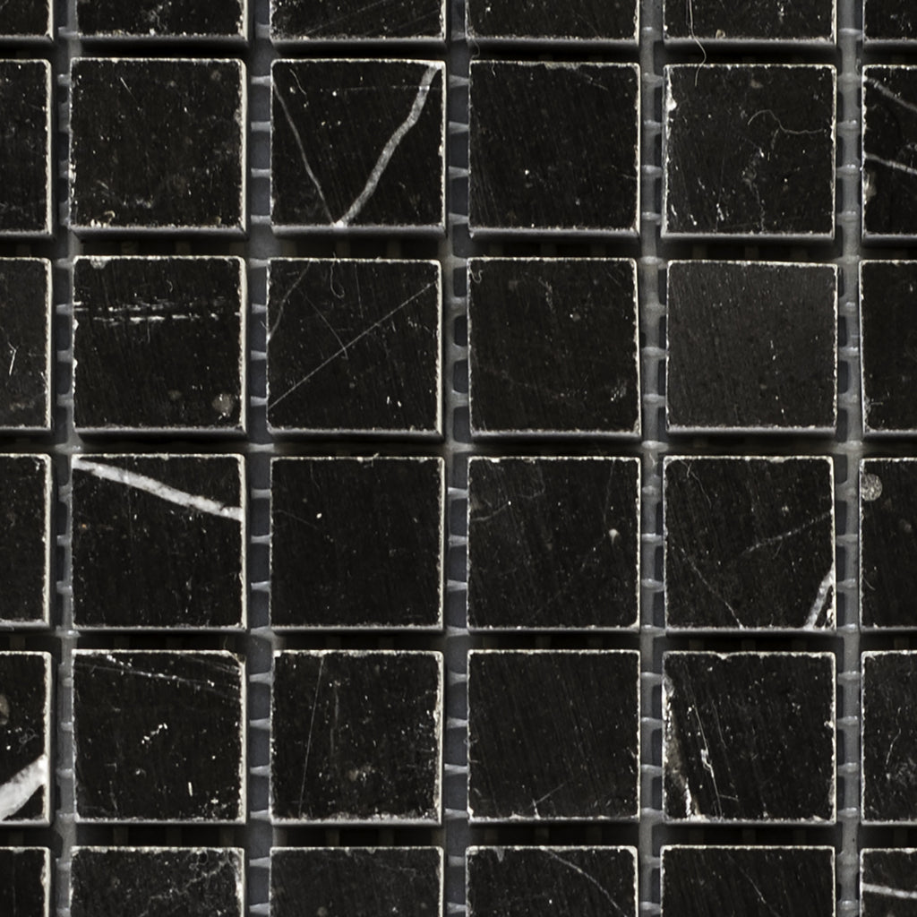 NERO MARQUINA / SQUARE 15MM