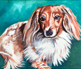 Custom Acrylic Pet Portraits