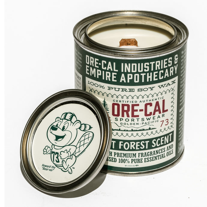 """SECRET FOREST SCENT"" CANDLE"