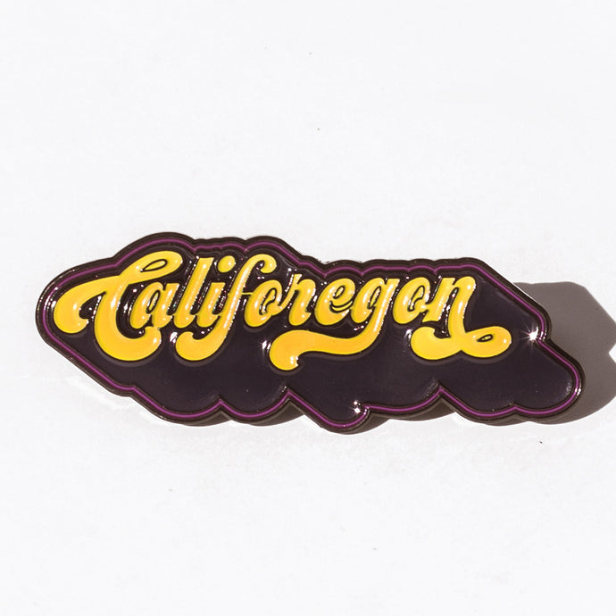 CALIFOREGON PIN