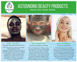 Astounding Beauty Products - Dead Sea Mud Mask + Essential Oils