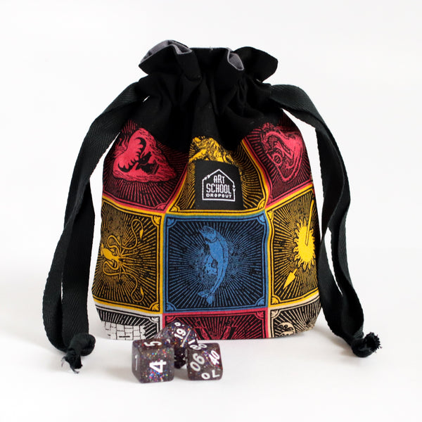 Game of Thrones Drawstring Style Dice Bag