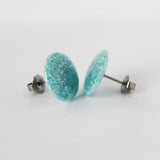 Dot Dot Earring - Baby Blue