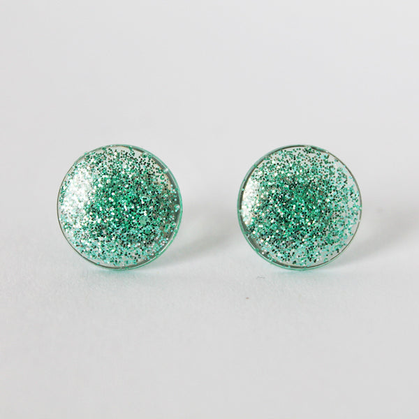 Dot Dot Earring - Minty Fresh