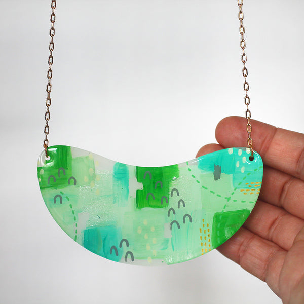 Necklace Experiment #034