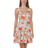 Cooked Crabs Skater Dress