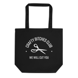 Crafty Bitches Club Eco Tote Bag