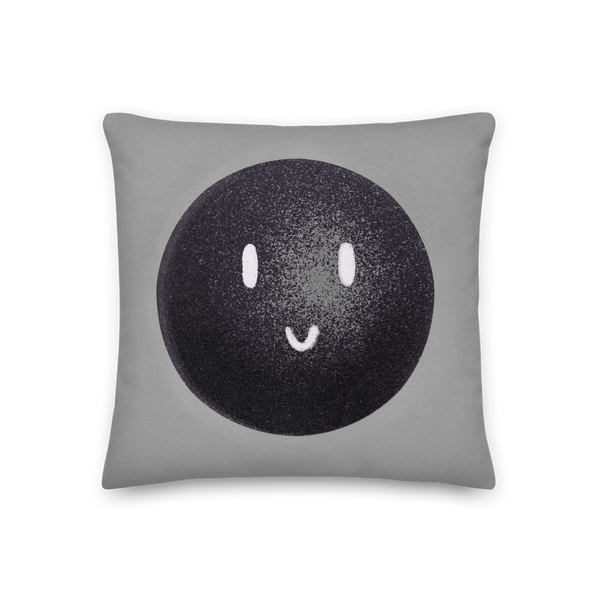 Happy Orb Pillow