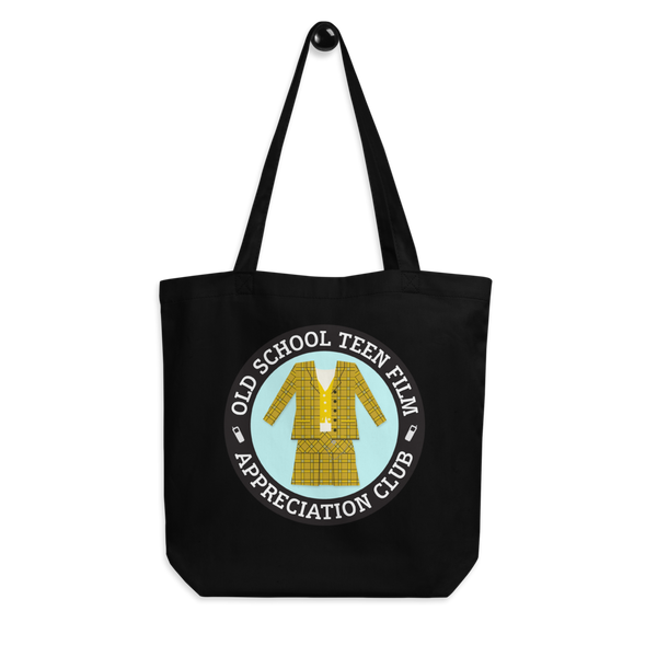 Old School Teen Film Appreciation Club Tote Bag