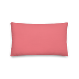 Crafty Bitches Club Pillow in Pink