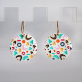 Super Rad Earrings - #001