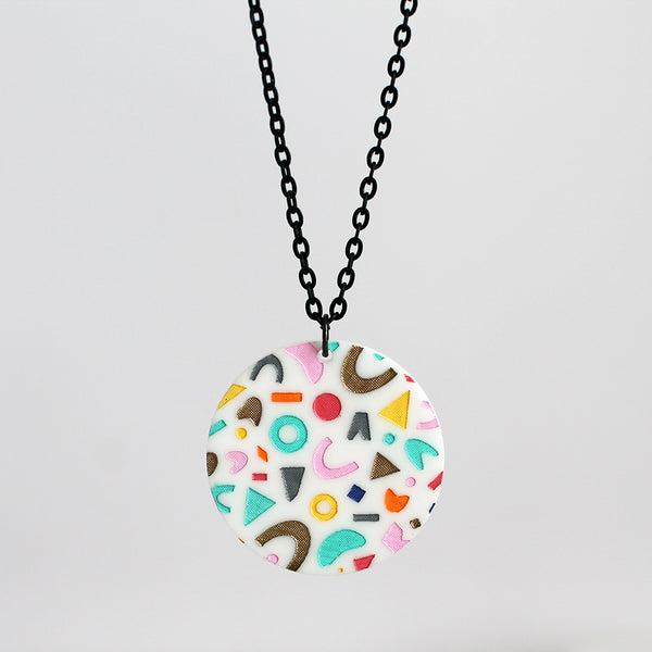 MADE TO ORDER - Super Rad Necklace - #001