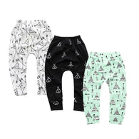 3 Baby Leggings or Harem Pants for Boys and Newborns
