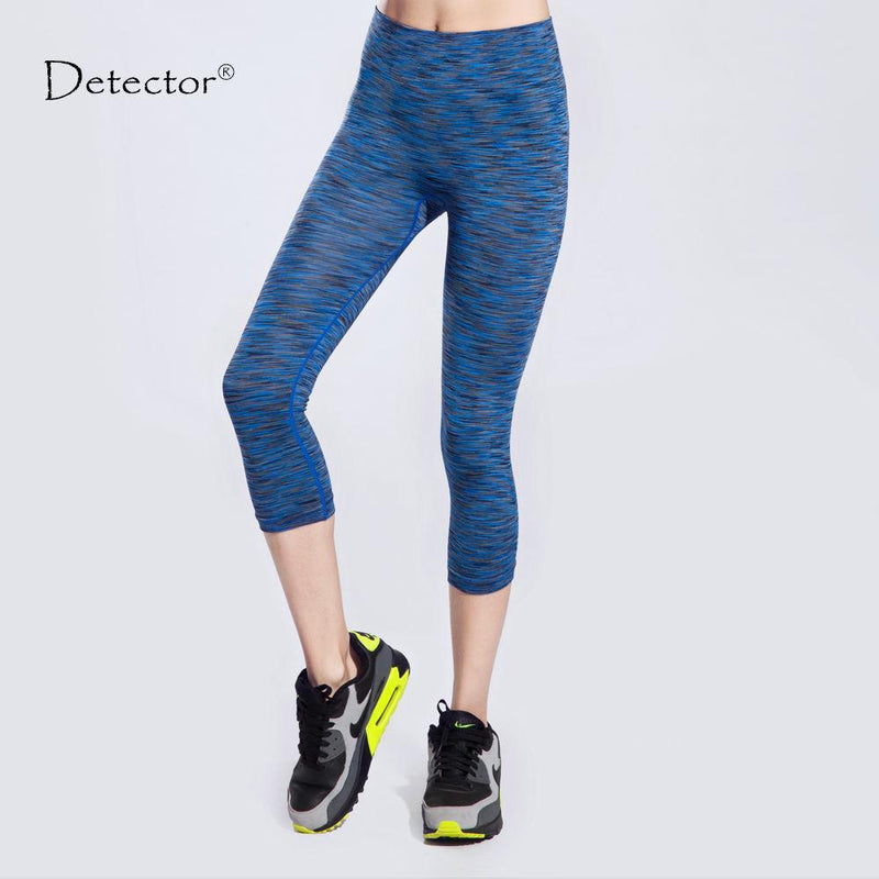 Women Yoga / Exercise Tights. Great for other Sports, Fitness or Running Leggings with Elastic Waist