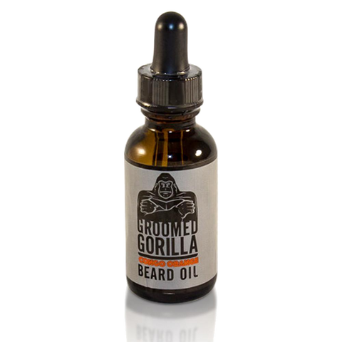 Congo Orange Beard Oil