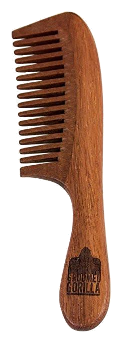 Beard and Mustache Comb - Nice. Modern Menswear