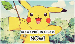 cheap pokemon accounts picture