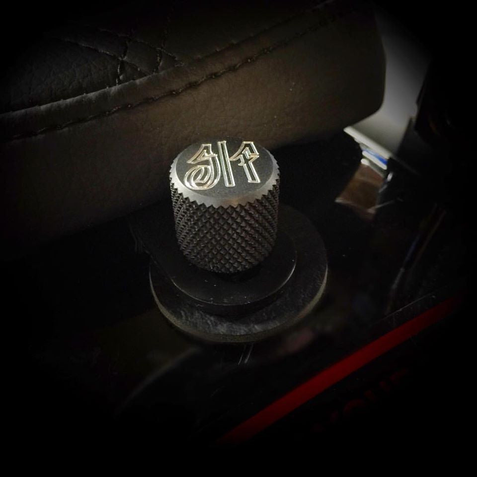Speed Fam Seat Screw