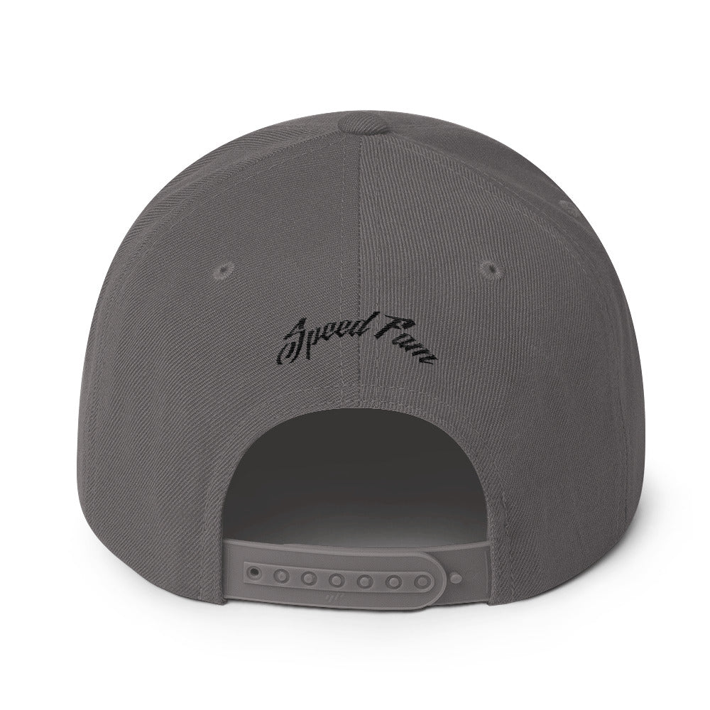 Speed Fam Snapback Hat