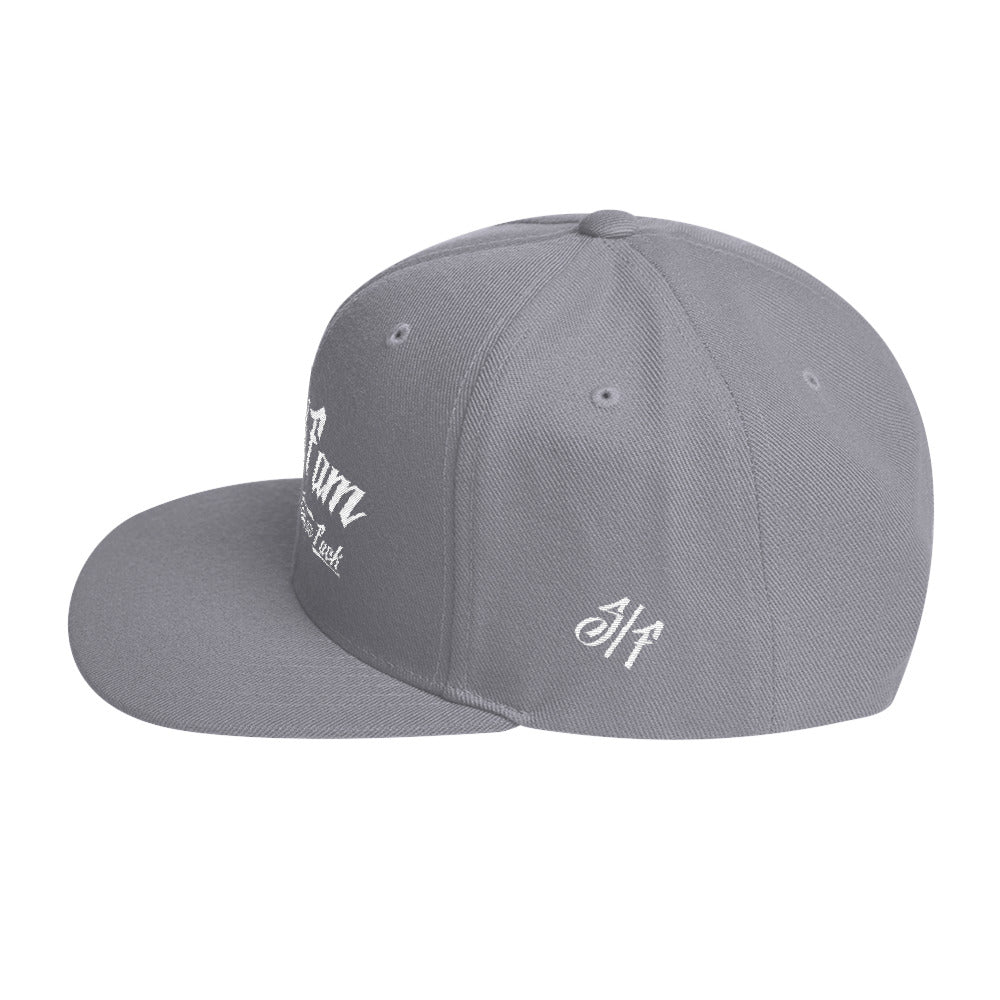 Classic Speed Fam Snapback Hat