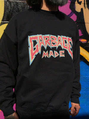 Garbage Summer electric logo Crewneck