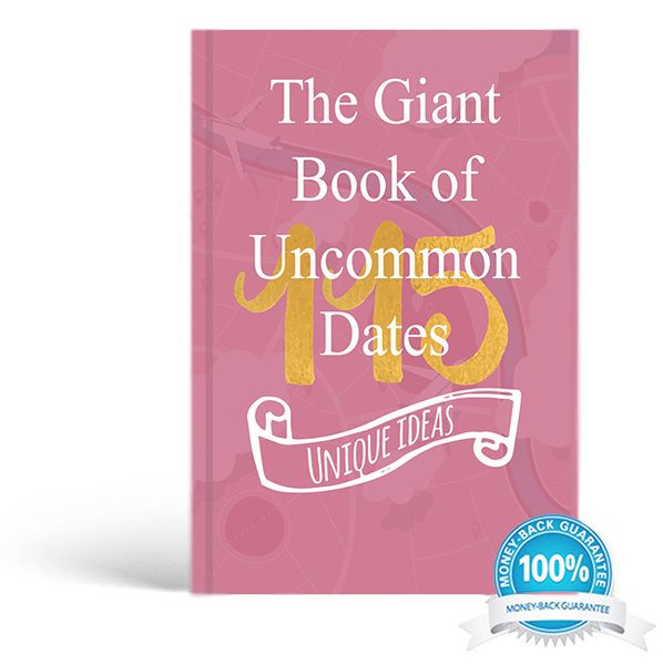 eBook: 115 Uncommon Date Ideas for Couples - Lovepicker